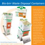 Bio-bin Sales Sheet