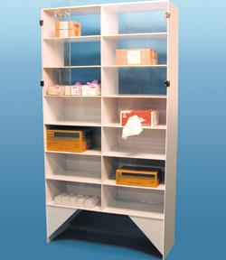 Custom  6' Storage Cabinet