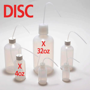 106105 Discontinued Needle Spray Wash Bottles