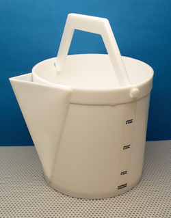 113074 HDPE Heavy Duty Pail
