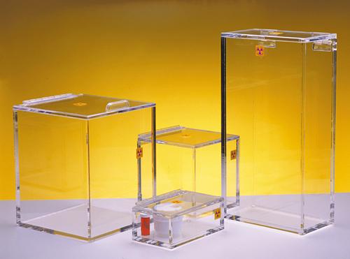 Acrylic Beta Storage Boxes
