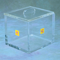 172145 Small Acrylic Desktop Beta Box