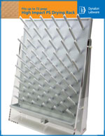 259184 Drying Rack Sales Sheet Literature