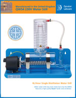 540004 Water Still Sales Sheet Literature