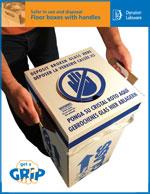 Disposal Boxes Sales Sheet Literature