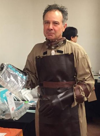 Frank from Laboratory Products Sales