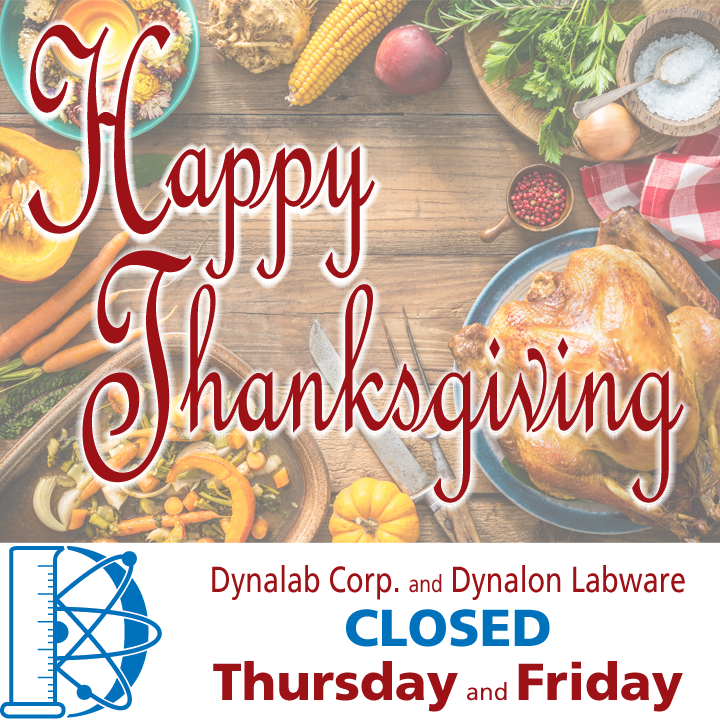 Thanksgiving Closed Thursday and Friday