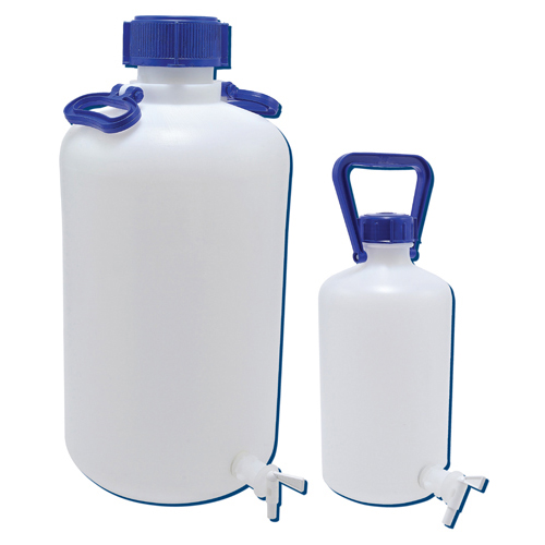 Kartell Heavy Walled Carboy with Spigot