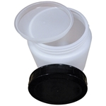 Plastic Container with Screw Cap