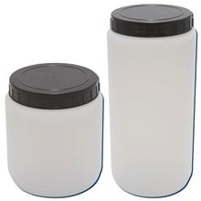 Plastic Container with Screw Cap