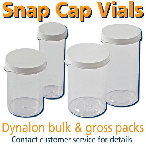 Snap Cap Vial