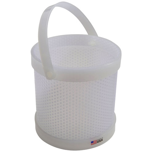 Plastic Dipping Baskets with Tanks
