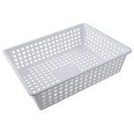 Azlon Draining Basket Plastic Cleaning Basket