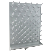 Plastic Drying Rack in Acrylic Drying Rack Stand