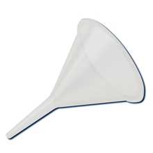 1 Ounce Capacity Plastic Mini Funnel