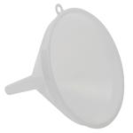 HDPE White Plastic Funnel