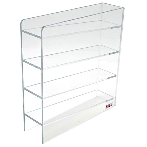 Clear Acrylic Pipette Rack