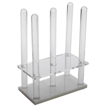Acrylic Plastic Rodac Plate Rack