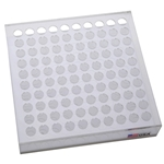 Plastic Sample Cups Storage Module Rack