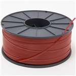 Plastic Coated Bag Tie Spool