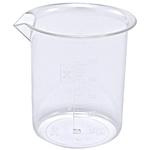 Kartell Griffin Style Plastic Beaker