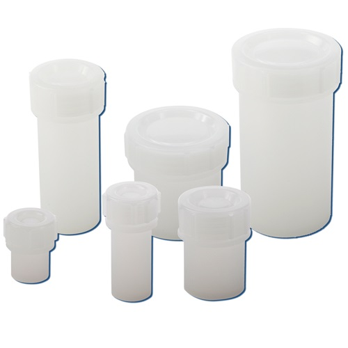 Kartell High Strength Plastic Vial