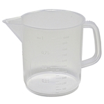 326495 Series Kartell low Form Graduated Beaker with Handle