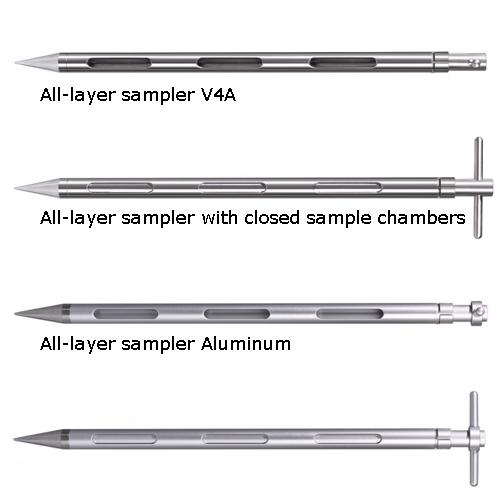 Burkle All-layer-sampler