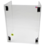 172384 Hinged Beta Protection Shield