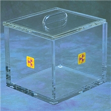 172145 Beta Radiation Protection Storage Box with Lid