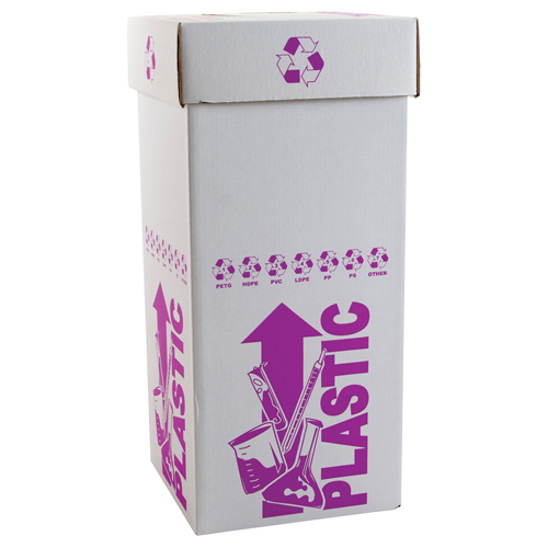 Plastic Recycle Box