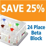 172644 Beta Block, 24 Place