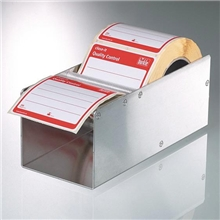 Close-it Label Dispenser