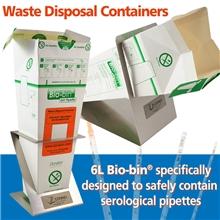 797303-0006 Pipette Bio-bin Non-Sharps Waste Disposal Container