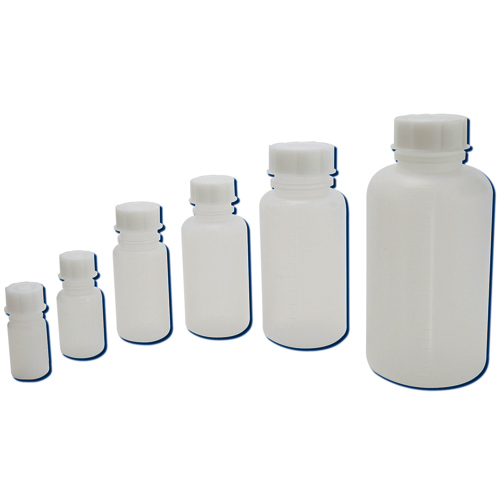 Kartell Graduated Wide Mouth Plastic Bottles