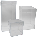 Acrylic Holders for Disposal Boxes