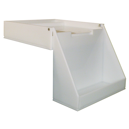 Folding Carboy Spill Tray Stand