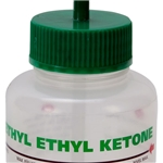 Multilingual Methyl Ethyl Ketone Wash Bottles