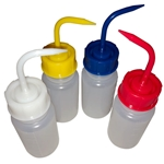 Kartell Color Coded Graduated Wash Bottles