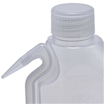 Azlon Integral Style Plastic Wash Bottle