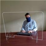 Countertop Plastic Shield