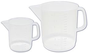 Kartell Plastic Beaker with Handle
