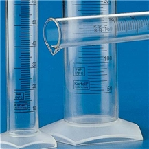 Azlon Graduated Plastic Cylinders