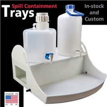 Custom Spill Containment Trays