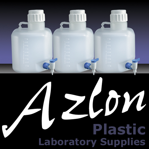 Azlon Plastic Laboratory Supplies
