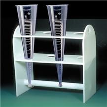 Plastic Imhoff Cone Rack